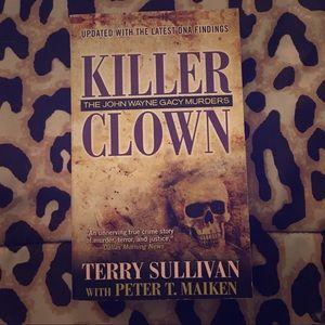 Killer Clown book